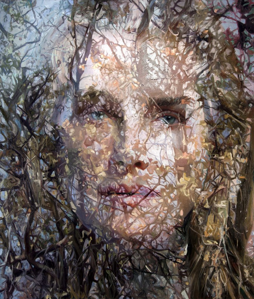 alyssa monks painting awakened