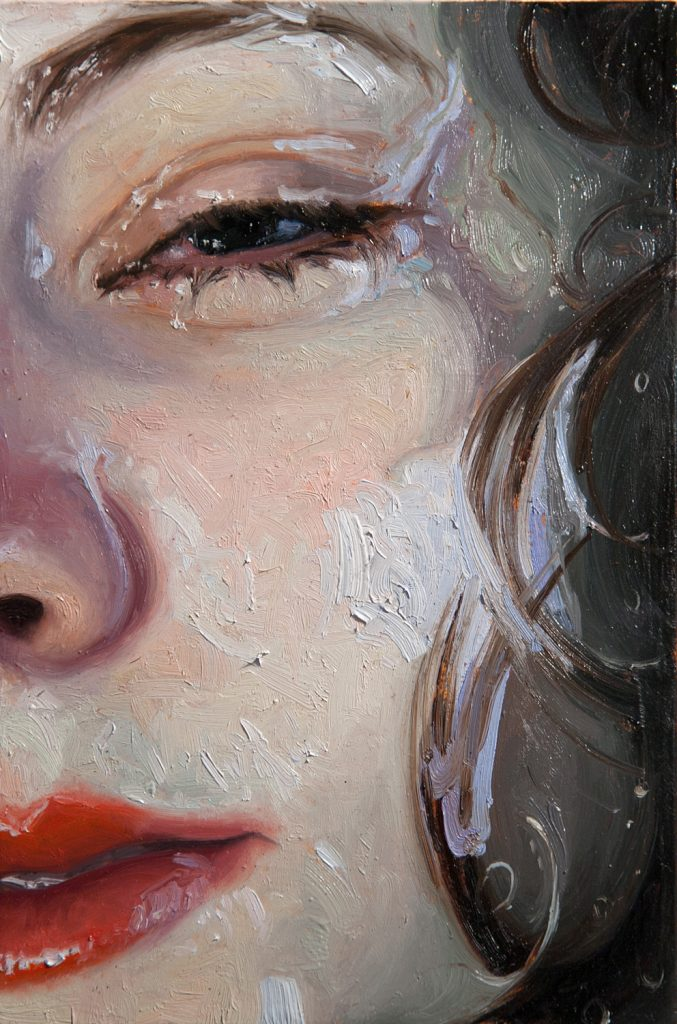 alyssa monks painting being