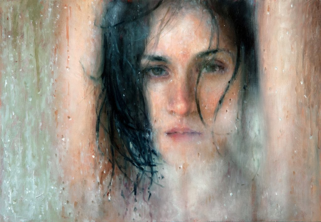alyssa monks painting emptying