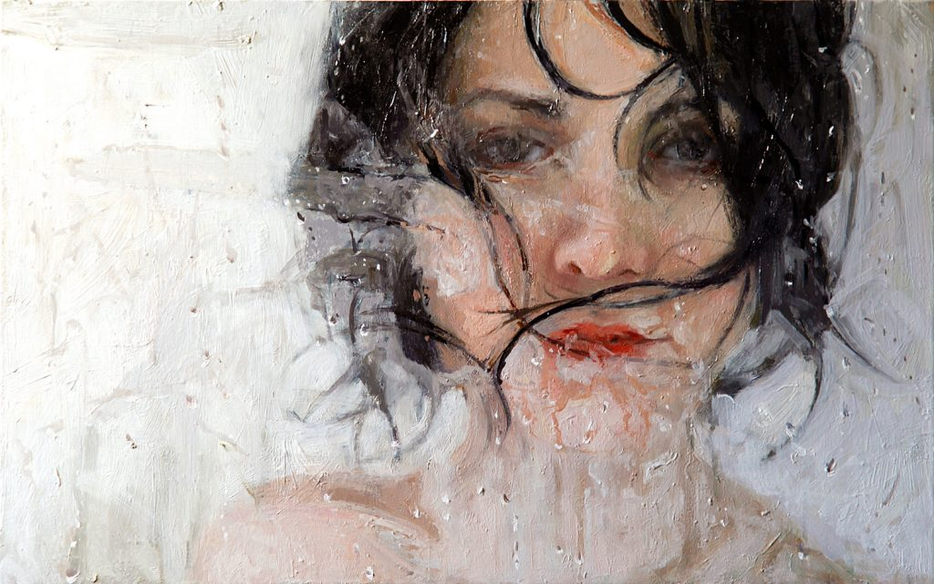 alyssa monks painting ending
