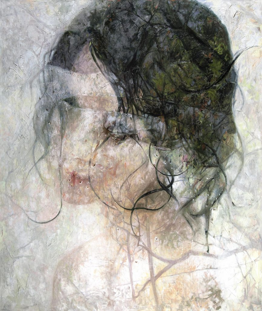 alyssa monks painting evolving