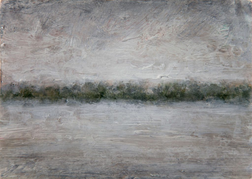 alyssa monks painting horizon landscape