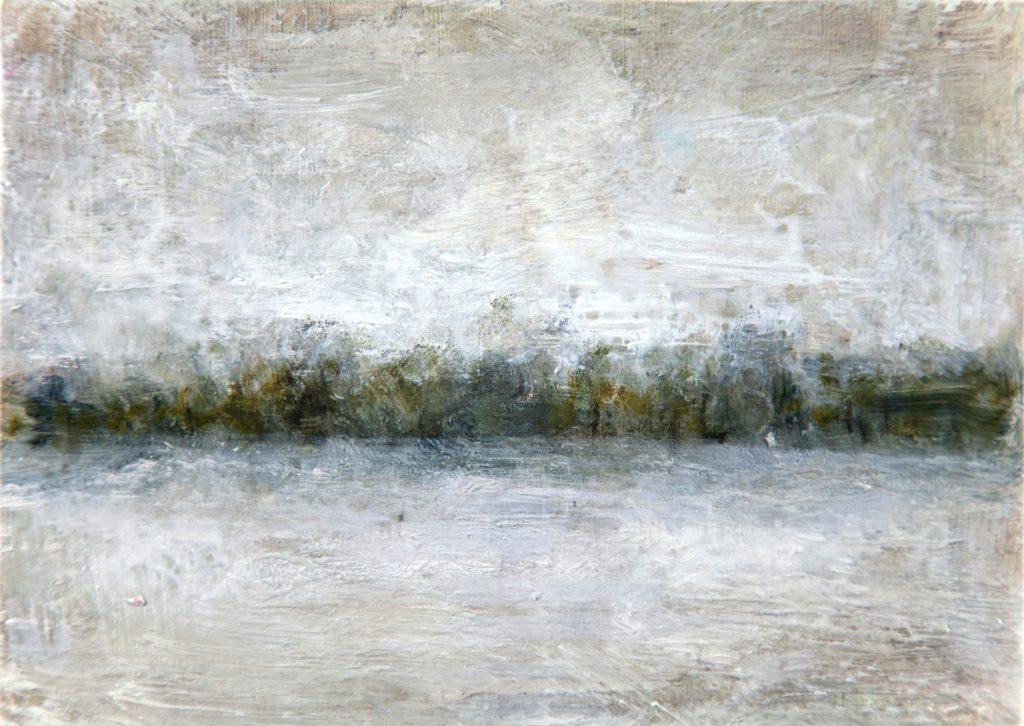 alyssa monks painting landscape horizon