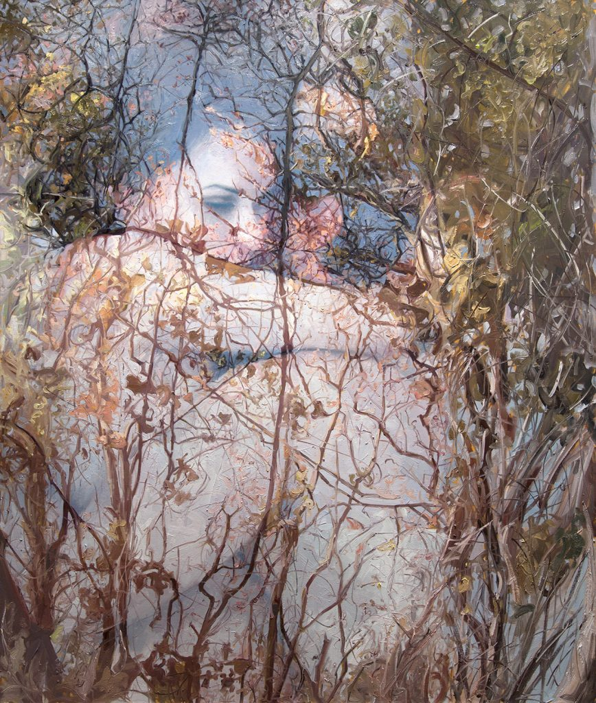 alyssa monks painting impermanence