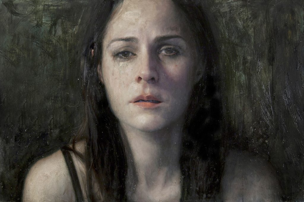 alyssa monks painting loss
