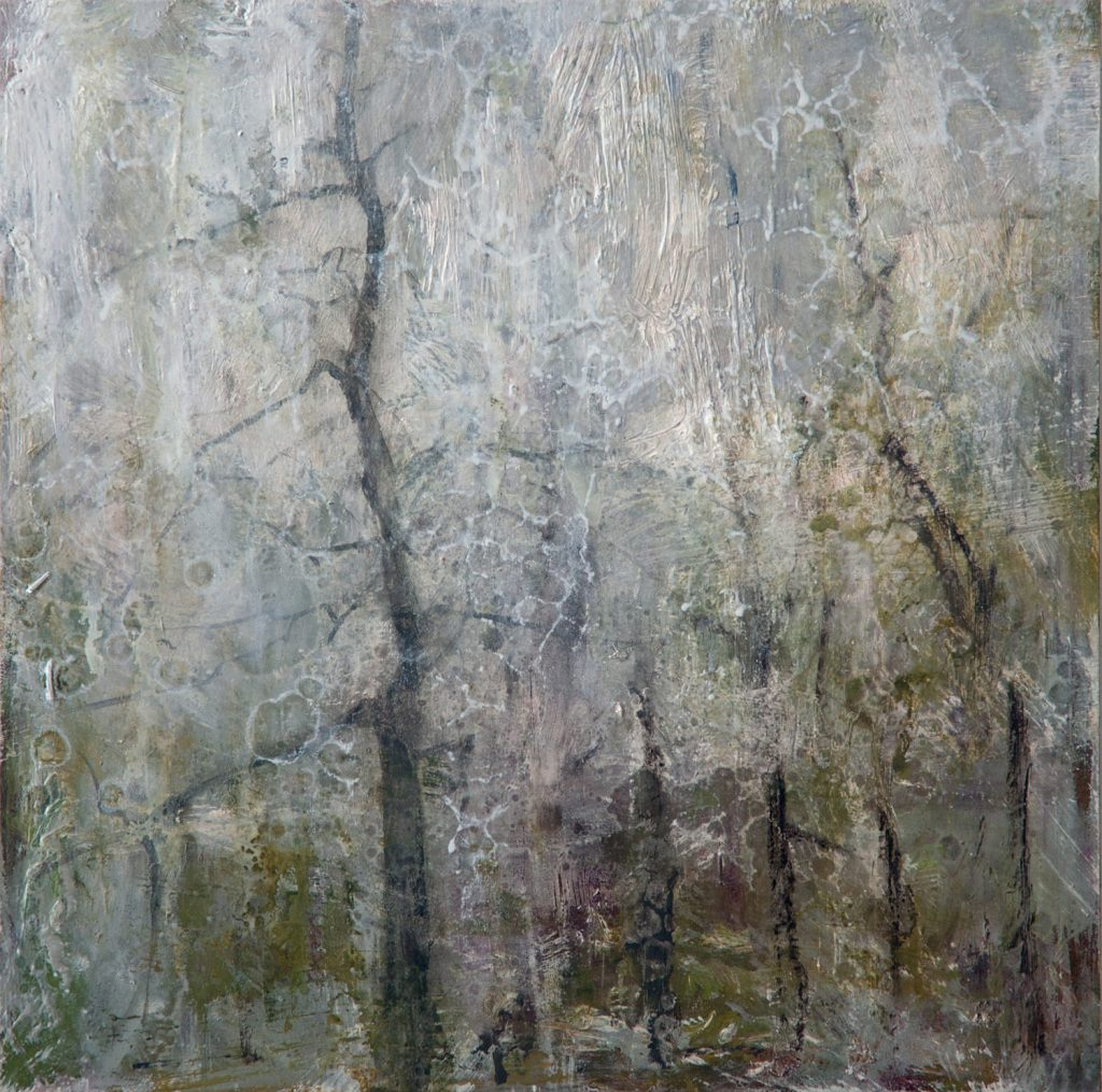 alyssa monks painting melancholy landscape