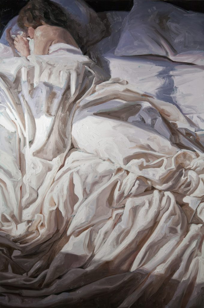 alyssa monks painting sleep